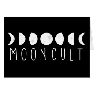 Mooncult Karte