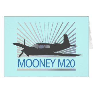 Mooney M20 Luftfahrt Karte