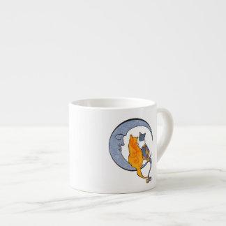 MoonKats Espresso-Schale Espressotasse