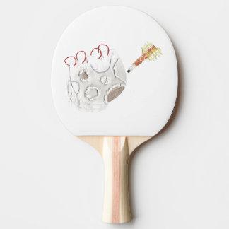 Moonpad und Stift-Klingeln Pong Schläger Tischtennis Schläger