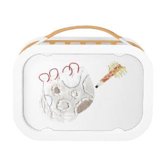 Moonpad und StiftLunchbox Brotdose