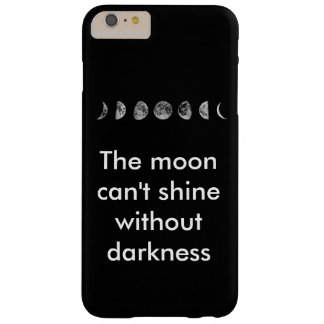 Moonphases/Mondphasen Iphone 6 Plus Case/Hülle Barely There iPhone 6 Plus Hülle