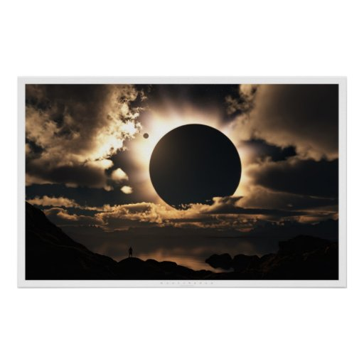 Moonshadow Poster
