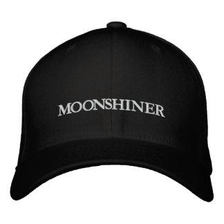 MOONSHINER BESTICKTE CAPS