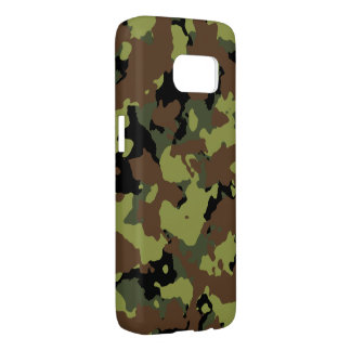 Moos-Grün-Militär-Camouflage