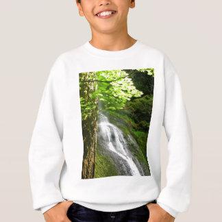 Moos-Steigungs-Fälle Sweatshirt