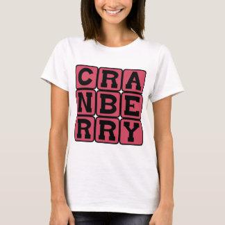 Moosbeere, Frucht T-Shirt