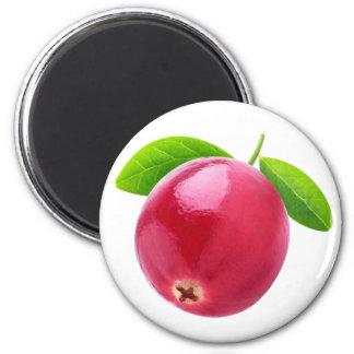 Moosbeere Runder Magnet 5,7 Cm