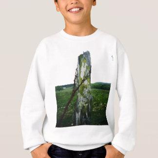 Moosiger Zaun-Posten 2 Sweatshirt