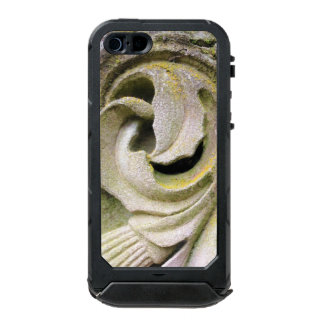 Moosiges Stein-Blätter Incipio ATLAS ID™ iPhone 5 Hülle