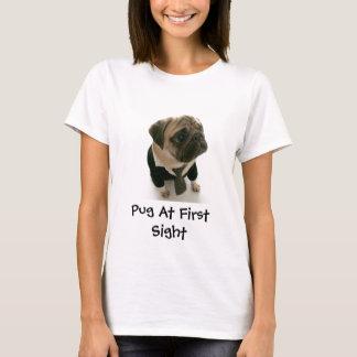 Mops am ersten Anblick T-Shirt