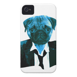 Mops at work iPhone 4 cover