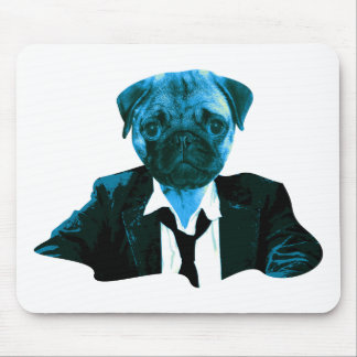 Mops at work mousepads