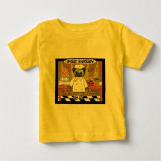 Mops-Bäckerei Baby T-shirt