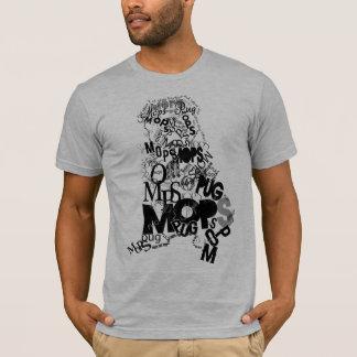 Mops der Arten T-Shirt