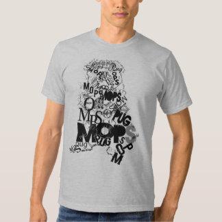 Mops der Arten Tshirts