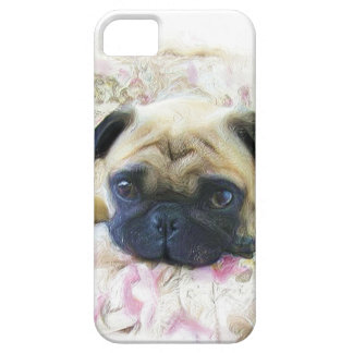Mops iPhone 5 Hülle