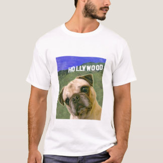 Mops-Hundeproduktions-T - Shirt