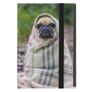 Mops in einer Decke Etui Fürs iPad Mini