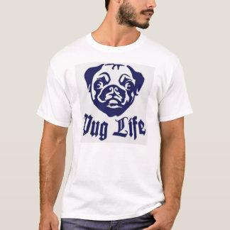 Mops-Leben-T - Shirt