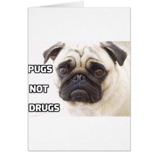 Mops-nicht Drogen Karte