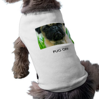 MOPS WEG vom lustigen Hundeshirt