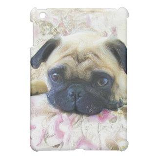 Mopshund iPad Mini Hülle