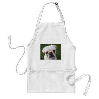Mopshund Schürze