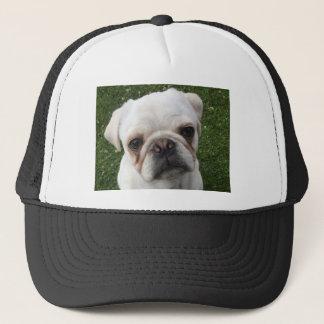 Mopshund Truckerkappe