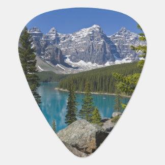 Moraine See, Kanadier Rockies, Alberta, Kanada Plektron