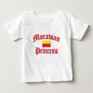Moravian Prinzessin Baby T-shirt