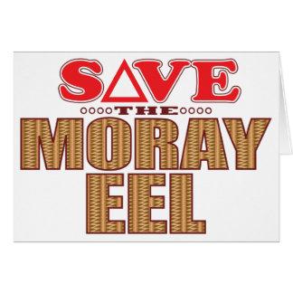 Moray-Aal retten Karte