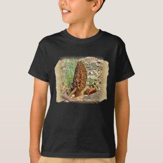 Morchel-Pilz T-Shirt