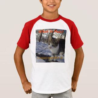 Mord-Miezekatze T-Shirt