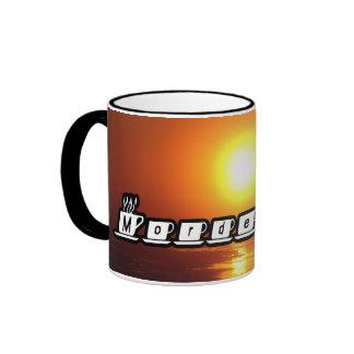 Mordechai - am Sonnenuntergang Teetassen