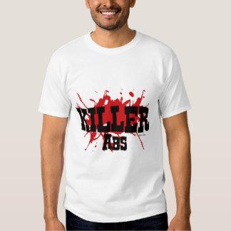 Mörder-ABS, Muskel-Shirt Unisex (Komfort!) T-shirt