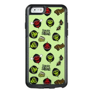 Mörder Croc Emoji der Selbstmord-Gruppen-| Muster OtterBox iPhone 6/6s Hülle