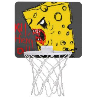 Mörder-Käse-MiniBasketballkorb Mini Basketball Ring