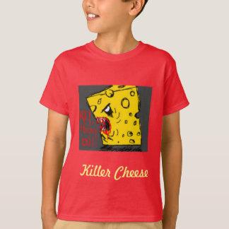 Mörder-Käse-T - Shirt