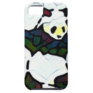 Mörder-Panda iPhone 5 Hülle