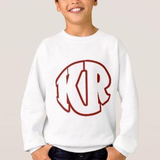 Mörder-rotes Logo #2 Sweatshirt