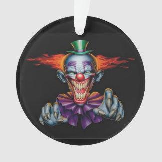 Mörder-Übel-Clown Ornament