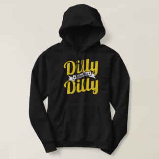 Mörderb DillyDillyhoodie-Sweatshirt Hoodie