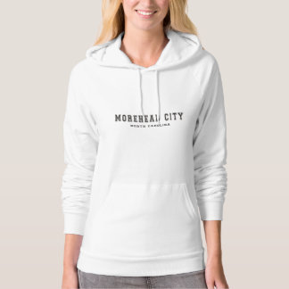 Morehead Stadt-North Carolina Hoodie