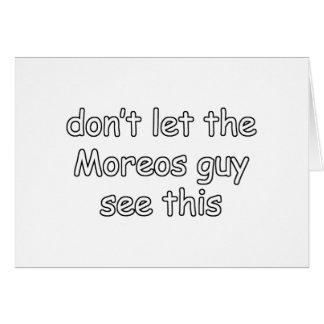 Moreos Karte