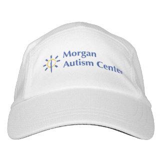 Morgan-Autismus-Mitte - Strick-Leistungs-Hut Headsweats Kappe
