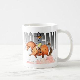 Morgan-PferdeTasse Kaffeetasse