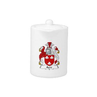 Morgen-altes Familien-Wappen Wappen