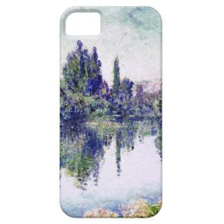 Morgen auf der Seine, nahe Vetheuil - Claude Monet iPhone 5 Hülle