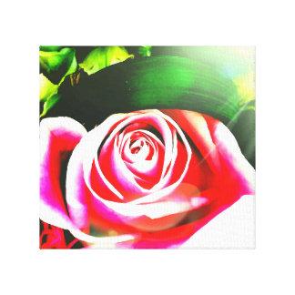 Morgen-Blume Leinwanddruck